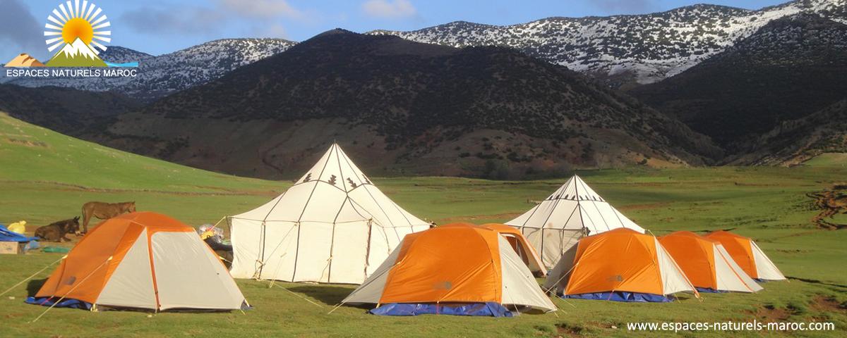 trekking et randonnée dans l'Atlas, randonnée au Maroc